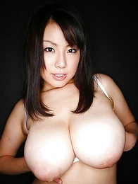 Nude monster tits Asian and Japanese babes photos